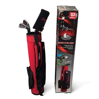 Michael Jordan Wilson Junior Golf Club Set classic car
