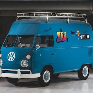 1967 Volkswagen Type 2 High-Roof Panel Van  classic car