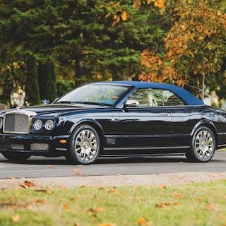 2008 Bentley Azure  classic car