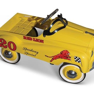 Red Lion Pedal Car classic car
