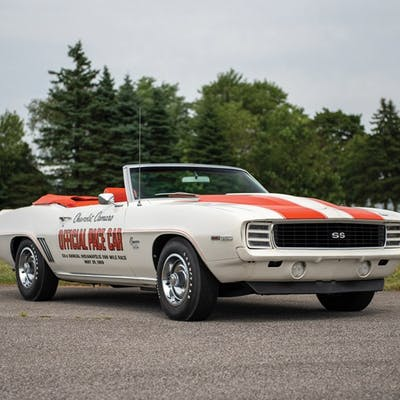 1969 Chevrolet Camaro Indy 500 Pace Car Replica  classic car