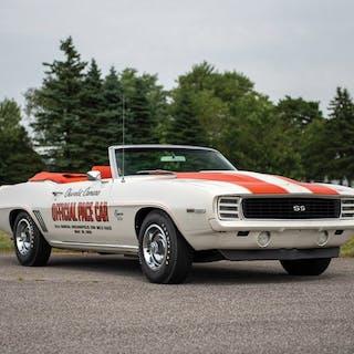 1969 Chevrolet Camaro Indy 500 Pace Car Replica  classic car