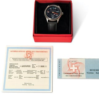 Motochron RS 2.7 Limited Edition Stainless Steel Automatic Wristwatch