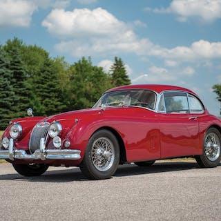 1958 Jaguar XK 150 Fixed Head Coupe  classic car