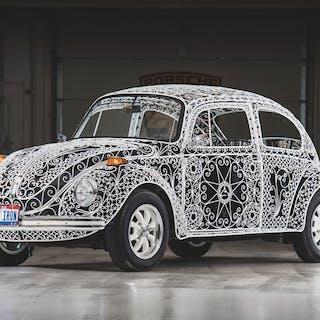 "1970 Volkswagen Beetle ""Casa Linda Lace"" by Rafael Esparza-Prieto classic car"