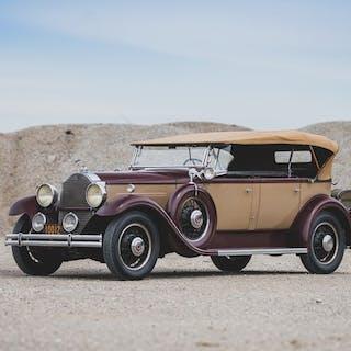 1931 Packard Model 833 Dual-Cowl Sport Phaeton  classic car