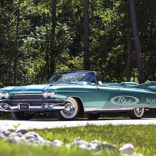 1959 Cadillac Eldorado Biarritz  classic car