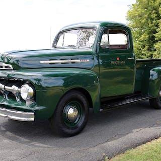 1951 Ford F1 Pickup Truck  classic car