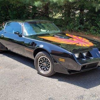 1979 Pontiac Firebird Trans Am  classic car