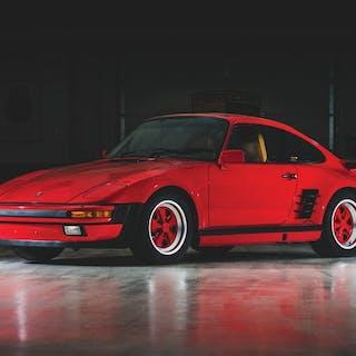 1988 Porsche 911 Turbo 'Flat-Nose' Coupe  classic car