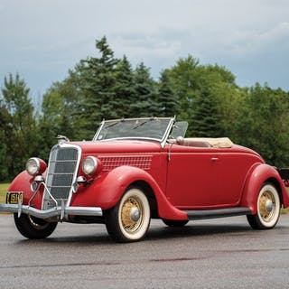 1935 Ford Roadster  classic car