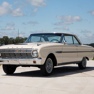 1963 Ford Falcon Futura Sport Coupe  classic car