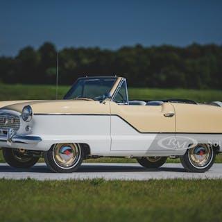 1961 AMC Metropolitan 1500 Convertible  classic car