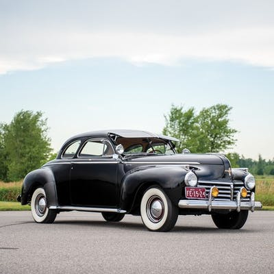 1941 Chrysler New Yorker Highlander  classic car