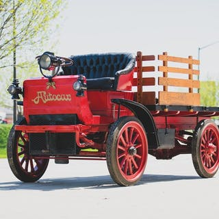 1910 Autocar Stake-Bed Truck  classic car