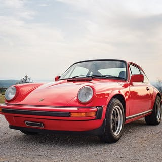 1976 Porsche 911 Carrera 3.0  classic car