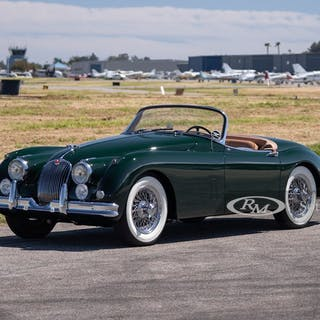 1958 Jaguar XK 150 S 3.4 Roadster  classic car