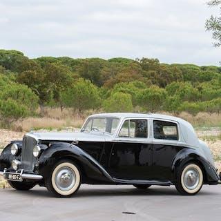 1950 Bentley Mark VI Saloon  classic car