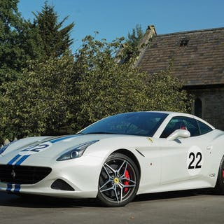 2018 Ferrari California T 70th Anniversary  classic car