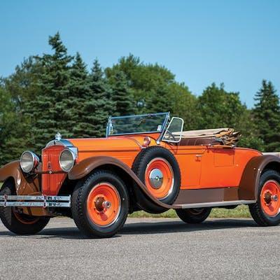 1929 Packard Eight Roadster  classic car