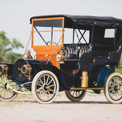 1907 Franklin Model G Touring  classic car