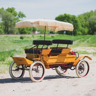 1907 Orient Buckboard Surrey  classic car