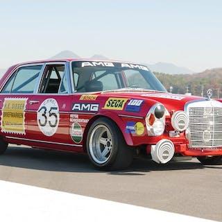 1969 Mercedes-Benz 300 SEL 6.3 'Red Pig' Replica  classic car