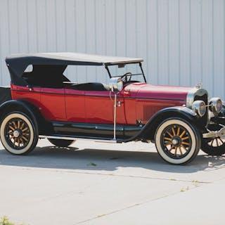 1924 Lincoln Model L Four-Passenger Phaeton  classic car