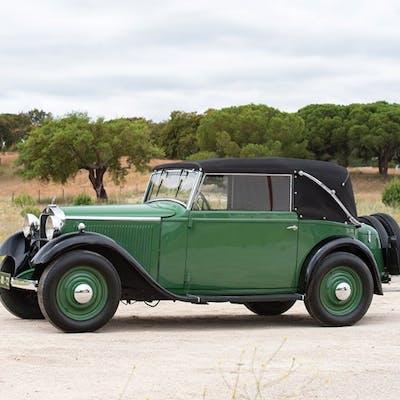 1934 Mercedes-Benz 170 Cabriolet C  classic car