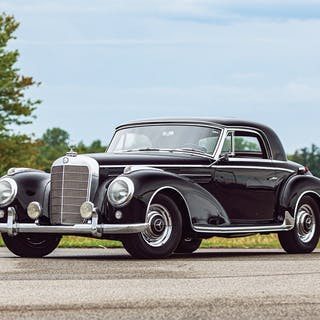 1956 Mercedes-Benz 300 Sc 'Sunroof' Coupe  classic car