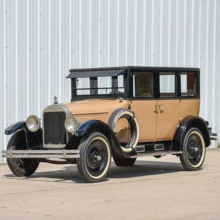 1923 Gardner S5C Five-Passenger Sedan  classic car