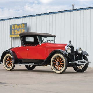 1923 Packard Series 126 Single Six Runabout  classic car