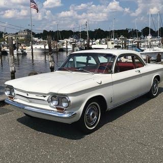 1963 Chevrolet Corvair Monza 900 Coupe  classic car