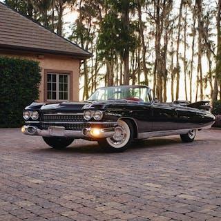 1959 Cadillac Eldorado Biarritz Current Sales Barnebys Com