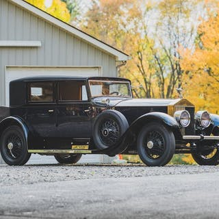 1927 Rolls-Royce Phantom I Avon Sedan by Brewster classic car