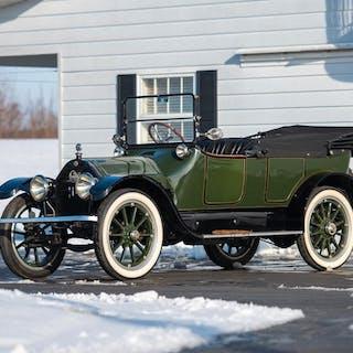 1914 Cadillac Four Phaeton  classic car