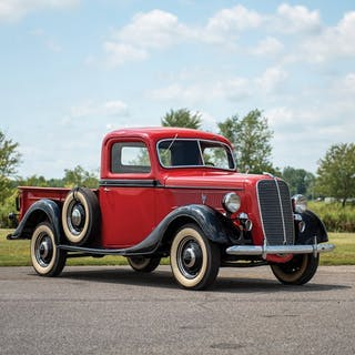 1937 Ford Pickup  classic car