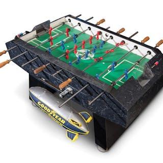 Striker Table Soccer by Dynamo classic car