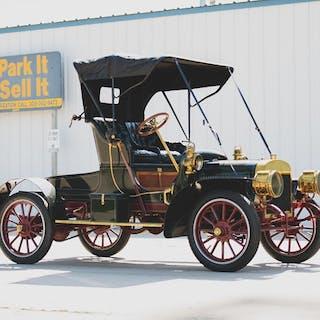 1908 Cartercar Model D Roadster  classic car