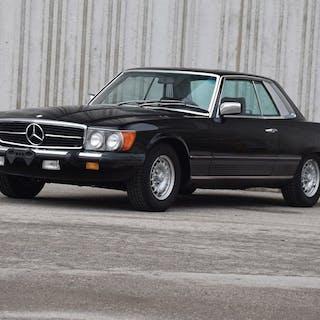 1981 Mercedes-Benz 380 SLC  classic car