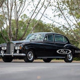 1965 Rolls-Royce Silver Cloud III LWB Saloon  classic car