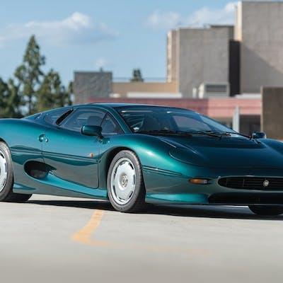 1993 Jaguar XJ220  classic car