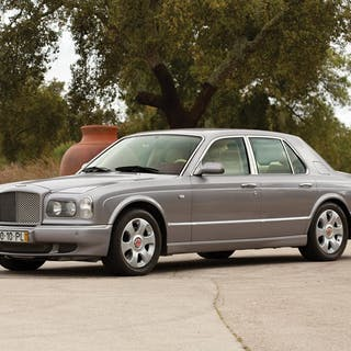 2000 Bentley Arnage Red Label  classic car