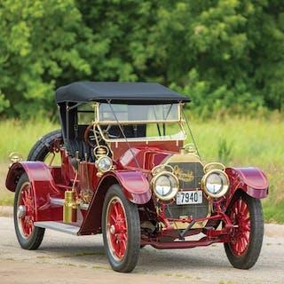 1911 Oldsmobile Model 28 Autocrat Roadster  classic car