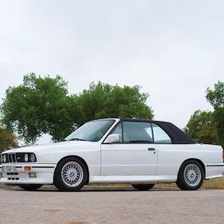 1990 BMW M3 Convertible  classic car