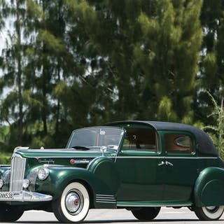 1941 Packard One-Eighty Town Car by Rollson classic car
