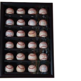 Autographed Baseballs classic car