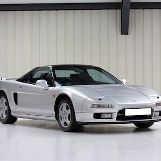 1991 Honda NSX  classic car