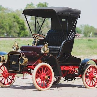 1906 Cadillac Model K Victoria Runabout  classic car