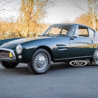 1963 Ghia 1500 GT Coupé  classic car